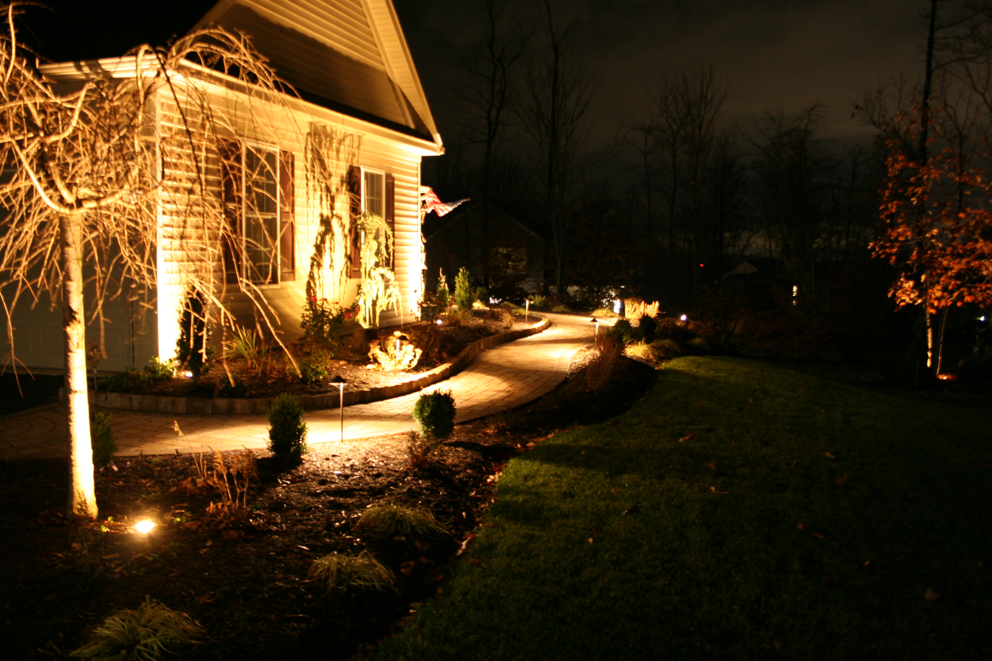 ... PA Hardscape Patio Lighting Contractor In PA ...
