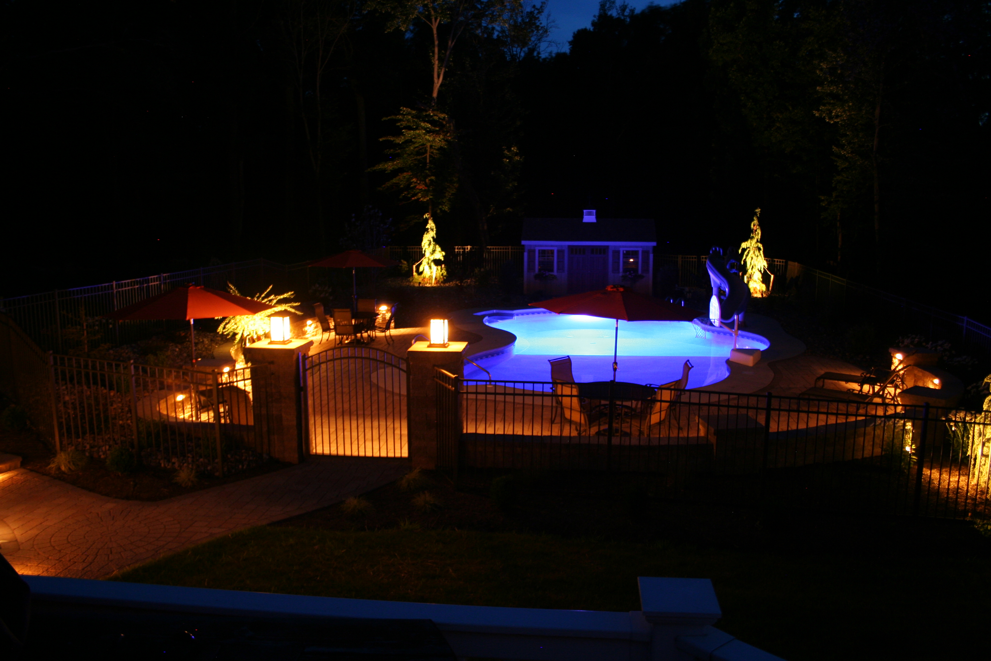 See this Amazing Hardscape Poolside Patio with Landscaping Pool Side Lighting Ideas on wall lighting ideas, sauna lighting ideas, beach lighting ideas, cottage lighting ideas, ballroom lighting ideas, lawn lighting ideas, bar lighting ideas, pool room lighting, gym lighting ideas, romantic lighting ideas, spa lighting ideas, terrace lighting ideas, swimming pool decorating ideas, studio lighting ideas, outdoor pool decorating ideas, blue lighting ideas, restaurant lighting ideas, bbq lighting ideas, pool side outdoor lighting, yard lighting ideas,