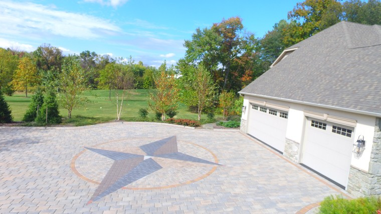 Hardscape Driveway built by Hardscape Driveway Contractor, Willow Gates Landscaping