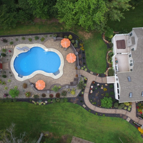 Hardscape Swimming Pool Contractor in PA