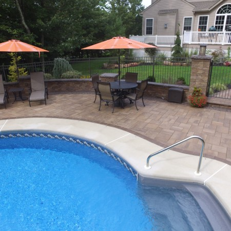 Swimming Pool Patio Builder in PA