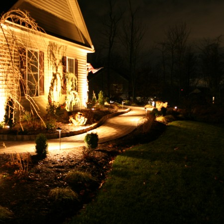 Hardscape Patio Lighting Contractor in PA