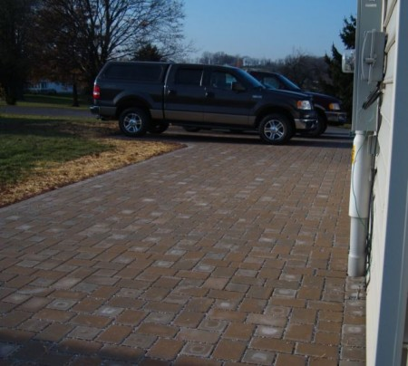 Permeable Driveway Installer in Lancaster PA