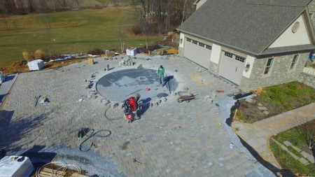 Installing a Permeable Driveway in PA