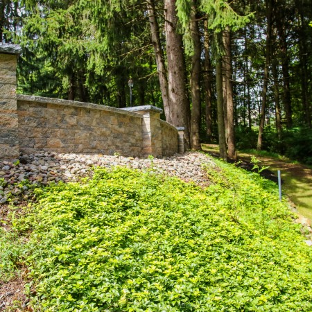 Retaining wall and Steps in Ephrata PA