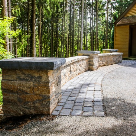 Retaining Wall Installer in Fivepointville, PA