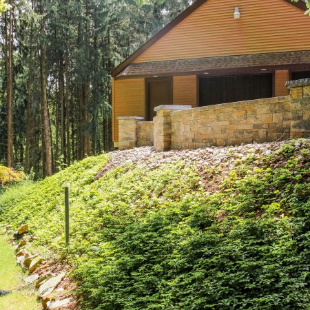 Commercial Retaining Wall Installer in Reading