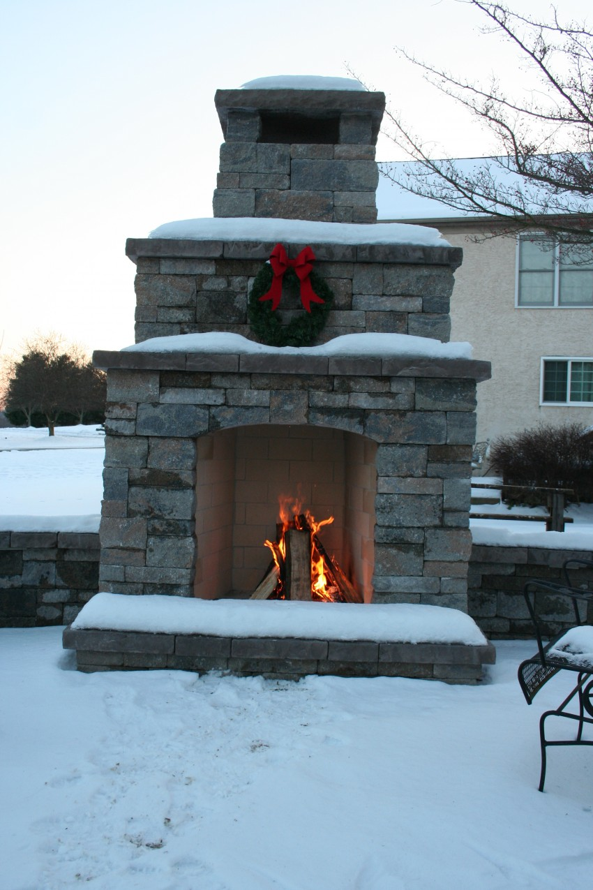 Custom Fire Place In Downingtown PA