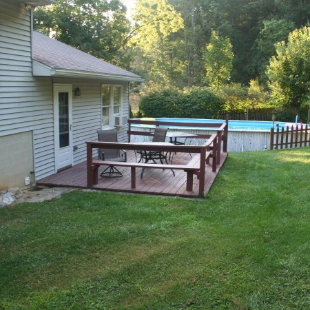 Redo my Patio in Oley, PA