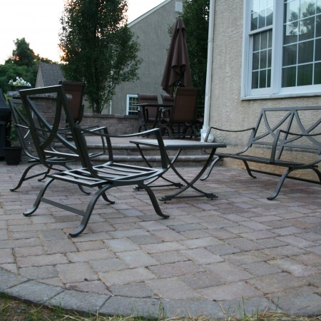 Build a Hardscape Patio in Fleetwood