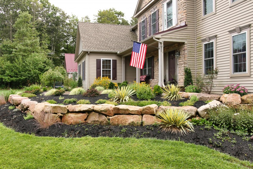 Landscaping in Builder In West Chester