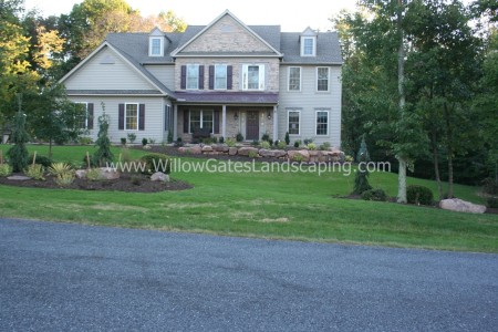 Contractor for New Lawn & Landscaping in PA