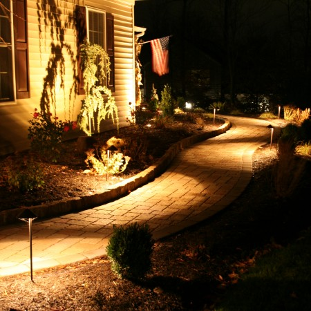 Where to find a Lighting Professional for my Landscaping