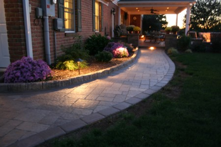 Backyard Patio Lights Installer in New holland, PA