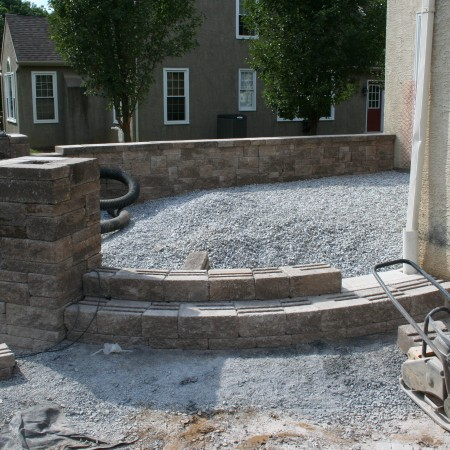 Professional Patio Building in PA