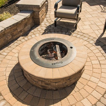 outdoor fire pit contractor in lancaster pa