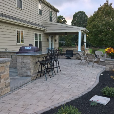 Build your patio King of Prussia