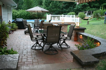 Oley Paver Patio Designer and Installer