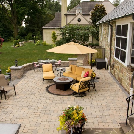 Patio Designer and Builder in Lancaster