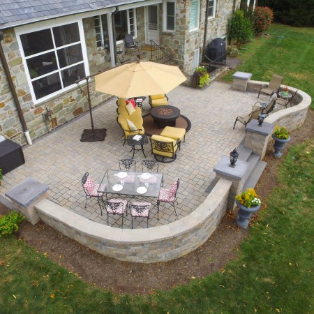 Backyard Patio Designer