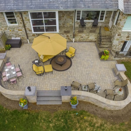 Outdoor Patio Builder in Lancaster PA