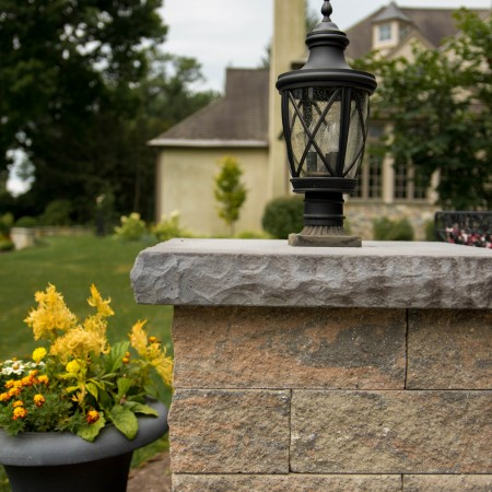 Patio Design with Lighting | Lancaster PA