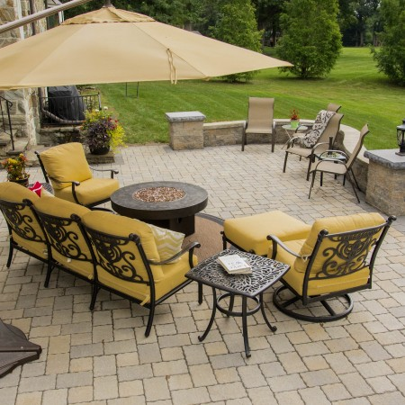 Brick Patio Contractor in Lancaster