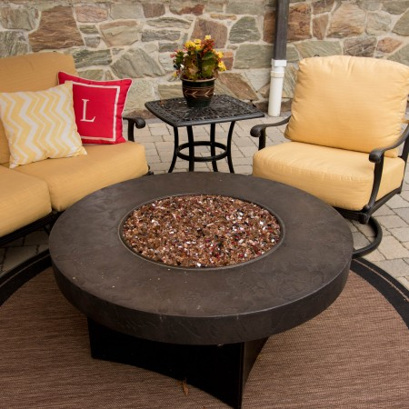 Patio Design with Fire Pit | Lancaster PA