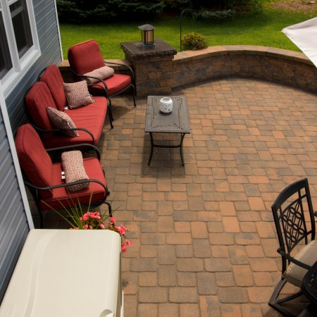 Patio Brick Paver Contractor