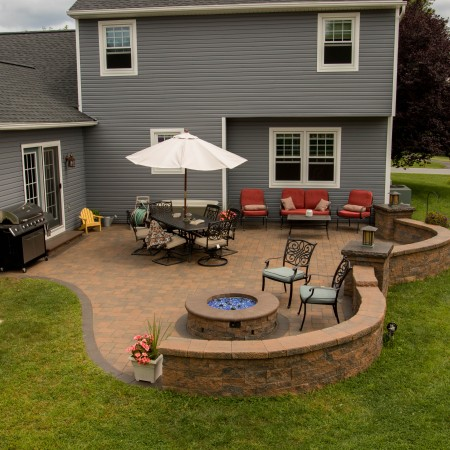 Backyard Patio Builder in Lancaster County