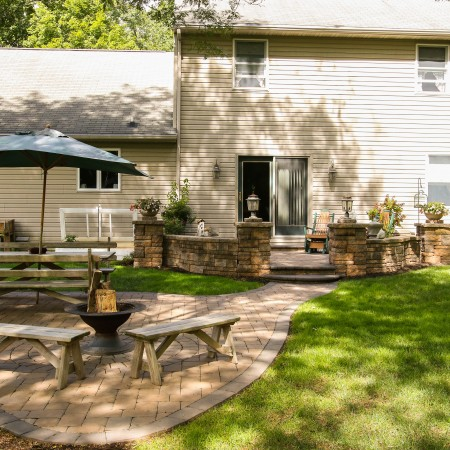 Patio Builder in Montgomery County