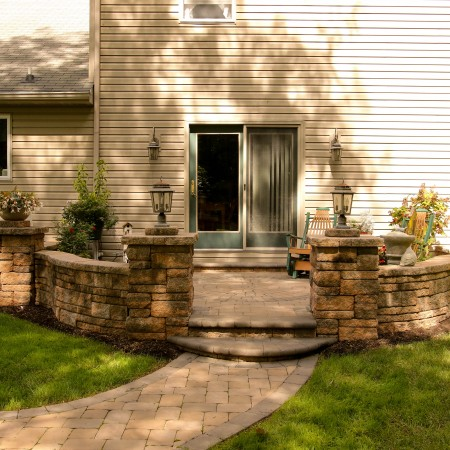 Patio and Walkway Builder Near Me