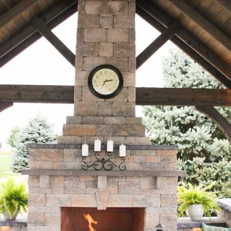 Design a Patio with a Fireplace in Reading, PA