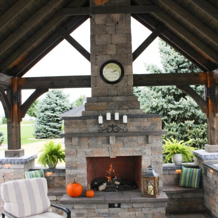 Backyard Pavilion and Patio Designer in Reading, PA