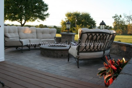 Akron Paver Patio Contractor | Willow Gates Landscaping