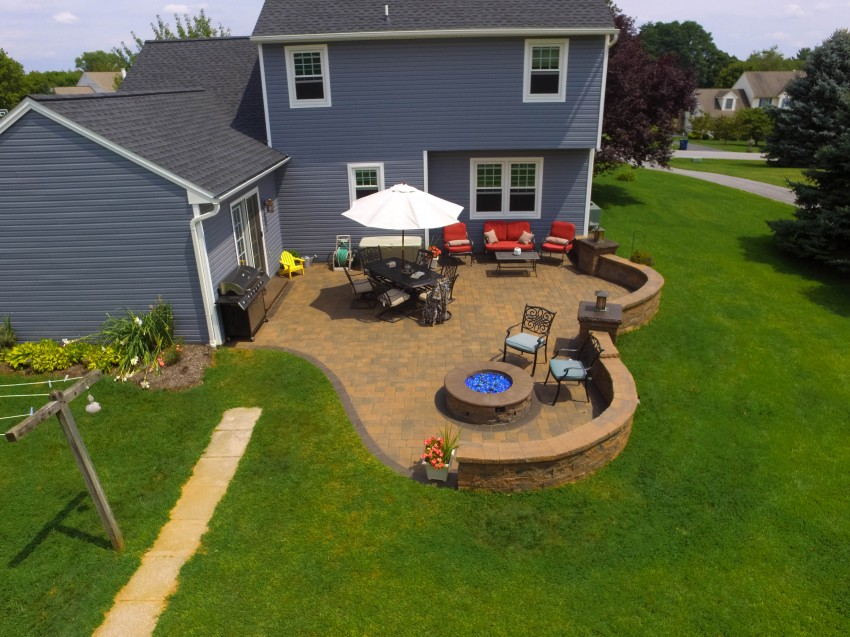 Find a Patio Builder in Coatesville PA