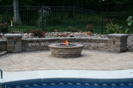 We Install Home Smoke Free Fire Pit in Mohnton, PA
