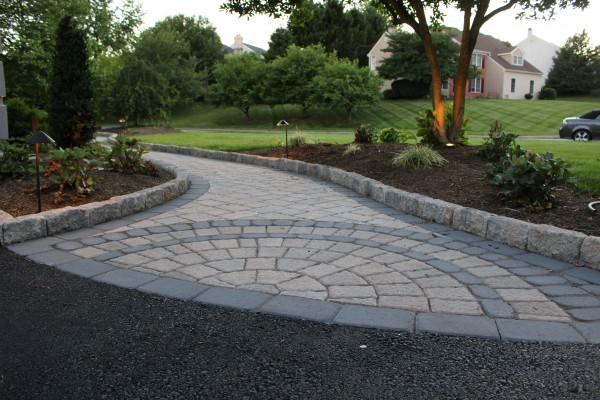 And Donu0027t Miss Adding Landscape And Patio Lighting To Your Walkway And Thus  Enjoy The Outdoors Even At Night.