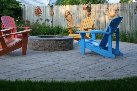 Denver PA Custom Hardscape Patio by Willow Gates