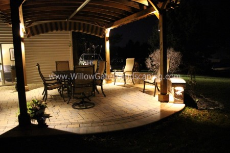 Custom Built Pergola in Downingtown, PA