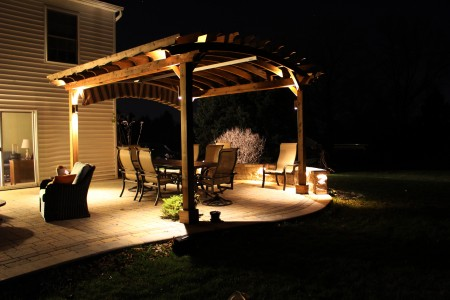 Landscaping with a Pergola | Built and Designed by Willow Gates