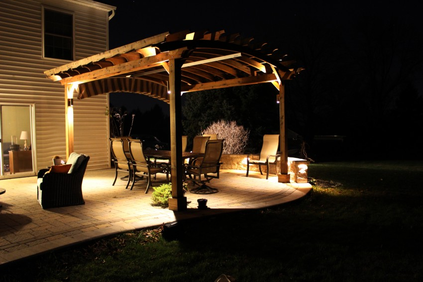 Patio with Pergola in PA