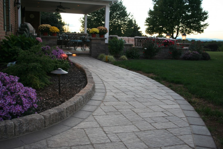 Concrete Walkway Installer in Chester County