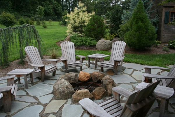 Professional landscaping design and install in pa get a for Professional landscaping