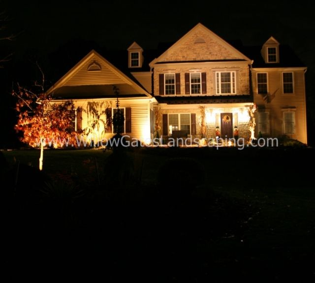 Outdoor and Landscape Lighting Contractor